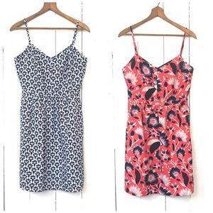 🆕 •J. Crew Factory sundress bundle• Size 6